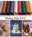 Phông Nền PVC